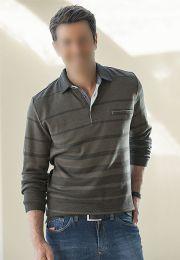 He. Polosweater
