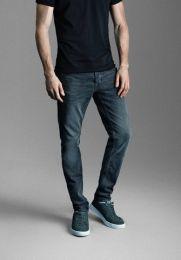 Twister Slim Fit Jeans,Grau