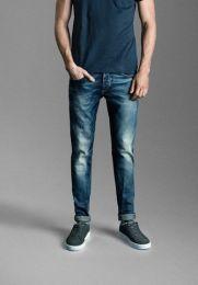 Jet Slim Fit Jeans,Blau