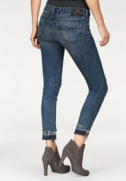 Jeans Touch Crop