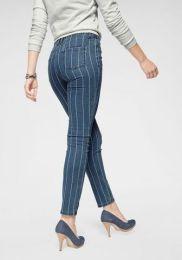 Jeans Striped