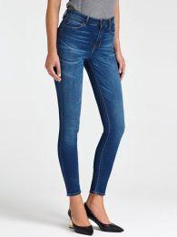 Skinny-Fit-Jeans,Blau