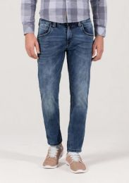 Jeans,White Aged Wash