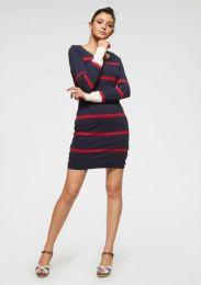 Knitted Dress Ösen