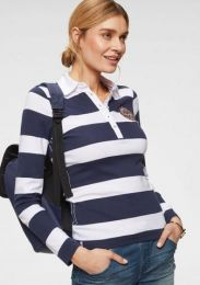 Polo Shirt Mit Str