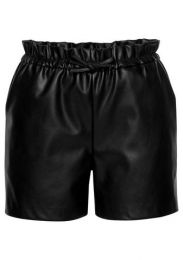 Shorts Lederimitat