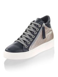 Da. High Top-Sneaker