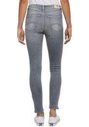Jeans Mid Rise Skinny Nora 7/8 Zip