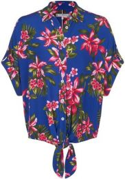 Bluse Esther Shirt Ss