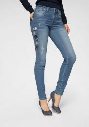 Jeans Mit Embroidery
