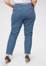 Jeans Sh Open Hem