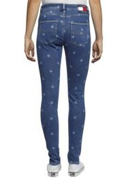 Jeans High Rise Supr Skn