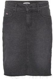 Rock Regular Denim Skirt