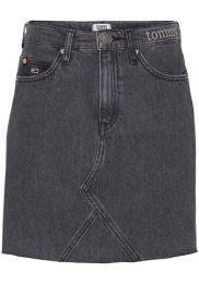 Rock Short Denim Skirt C
