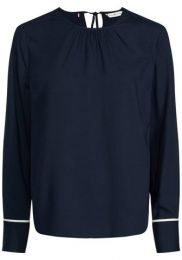 Th Bluse Angie Blouse Ls