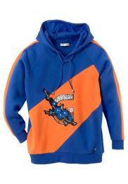 Sweatshirt Mit G