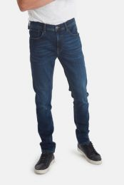 Stretch-Jeans,Dunkelblau