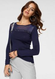 Pullover Meshlace