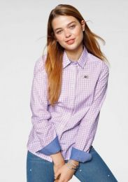 Blouse Checked