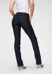 Jeans  Kontrastnähte Gerade