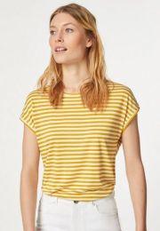T-Shirt,Senf