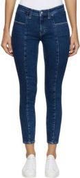 Jeans Mid Rise Sleek Ski