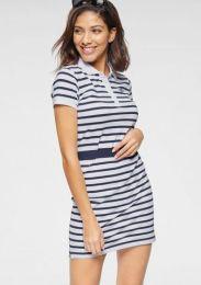 Polodress Striped W Belt