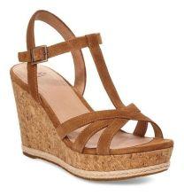 Ugg-Sandalette
