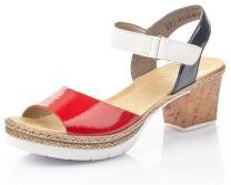 Rieker-Sandalette