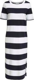 Edc Jerseykleid Colorblocking