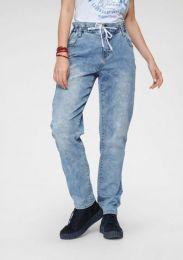 Jeans W Strings