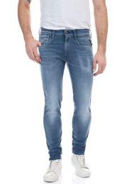 Figurbetonende Slim-fit-Jeans