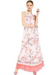 Kleid Lang Aop Flo