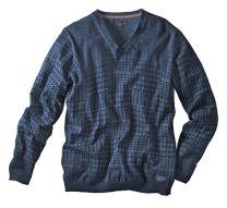 He. Druck-Pullover