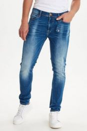 Stretch-Jeans,Blau