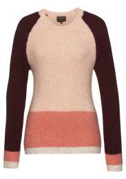 Pullover im Multicolor-Blockstreifen-Look