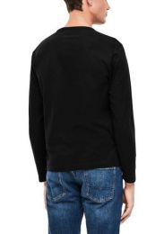 So T-Shirt Langarm