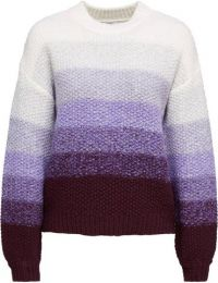 Edc Pullover Streifen