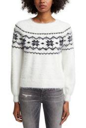 Edc Pullover Schneeflocke