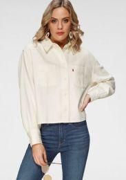 Zoey Pleat Utility Shirt