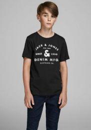 T-Shirt Jjejeans Tee Ss Crew Neck N