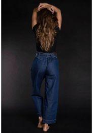 Damen-High-waist-Jeans