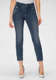 Jeans Dream-Slim Button