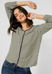 Piping Blouse