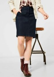 Style Skirt Rinsed