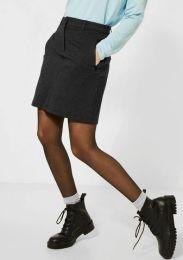 Jersey Minimal Skirt