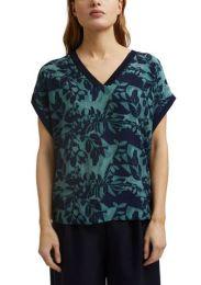 Eco Shirt V-Ausschnitt