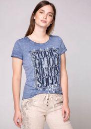 Soccx T-Shirt Frontprint