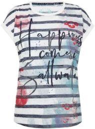 Soccx T-Shirt Gestreift
