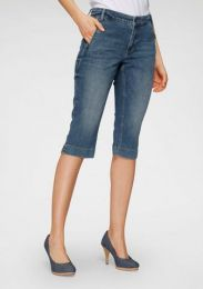 Jeans Dream Capri-Zip